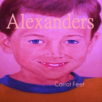 Alex Thompson Carrot Feet album cover