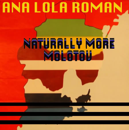 Ana Lola Roman CD Naturally More Molotov